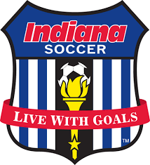 Indiana Soccer Association logo
